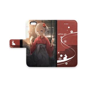 和服ガール(iphone6/6s用)