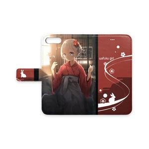 和服ガール(iphone7+)