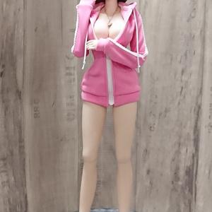Smart Doll タイトシルエットジャージ ピンク