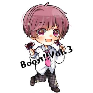 【おいかわ。】Boost!!Vol.3アクリルキーホルダー