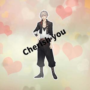【つかさし】Cherish you アクリルキーホルダー