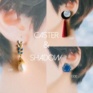 キャスター&影弓の耳飾り