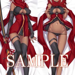 Fate/GrandOrder 沖田オルタ抱き枕カバー