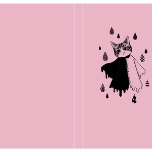 チェキホルダー及び名刺入れ(ピンク)