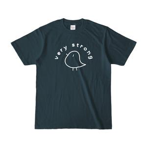とてもつよいTシャツ-デニム