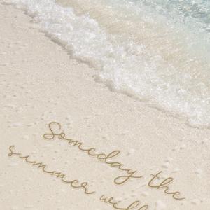 アマドリ「Someday the  summer will end」