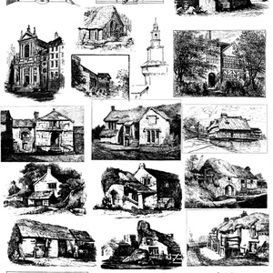 中世風素材「建物」20種類その2