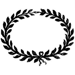 中世風素材「フレーム」15種類その3