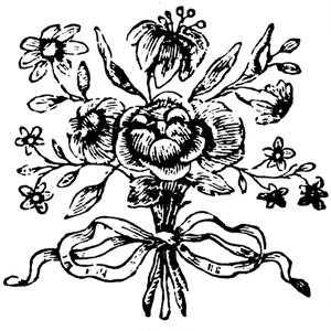 中世風素材「植物、花」30種類その3