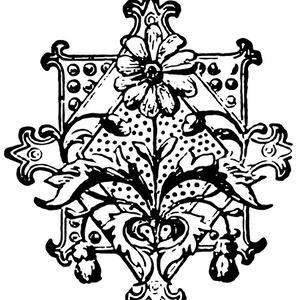 中世風素材「ワンポイント」30種類