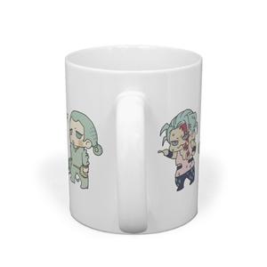 【ジョジョ】ローマのチンピラマグカップ