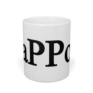 rapport ワンポイントマグカップ