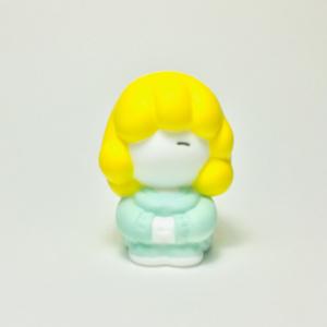 こもるちゃん レジンフィギュア 1パーツ版