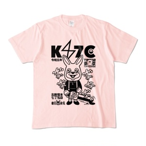 きぐるみうさぎ Tシャツ カラー