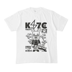 きぐるみうさぎ Tシャツ ホワイト