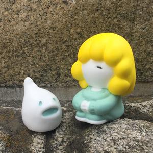 こもるちゃん レジンフィギュア スタンダード版