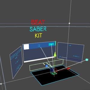 VRChat BeatSaber World Kit