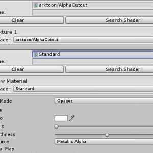 Unity Editor Shader Search