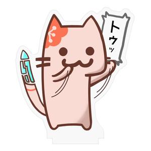 ネコっぽイドフィギュア-トゥッ