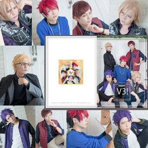 A3! コスプレVR動画&ミニ写真集「V3!」