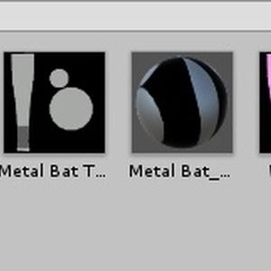 VR Chat Baseball bat(野球用バット)