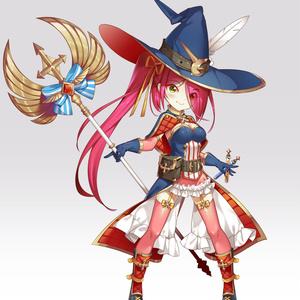 【PNG】翼の錬金術士★2(レア)