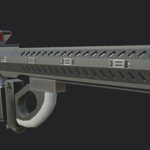 【VRChat向け】椛重工製ライフル「VAC300」