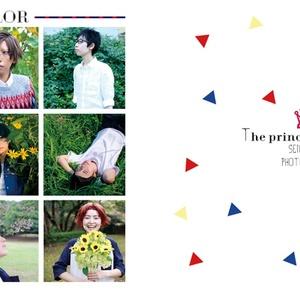 青学写真集「COLOR」
