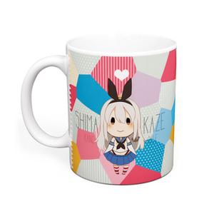 艦これ☆島風のカラフルマグカップ