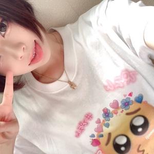 ぽにょ皇子オリジナルぴえんTシャツ(Mサイズ)
