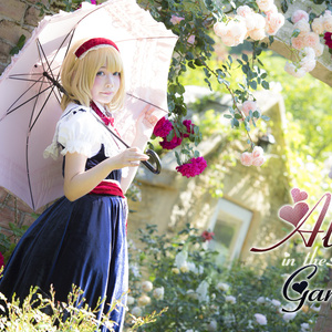 Alice in the secret garden
