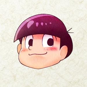 缶バッジ(トド松)