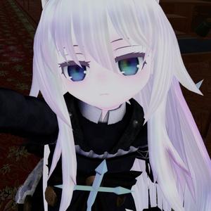 「ナナナ/ネコシロ」用髪型セット
