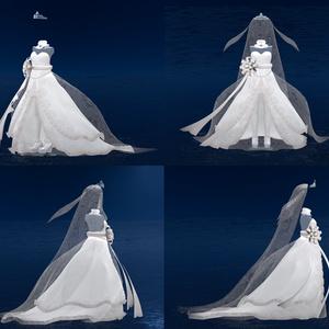 スキニング済み衣装セット『Lilybell』