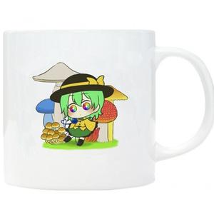 マグカップ+コースター