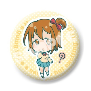 NOT!or NOT? 缶バッジ(1個バラ売り)