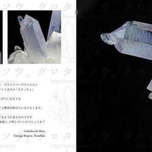 【匿名配送】写真集「葉魚の瞳と魔女の牙」