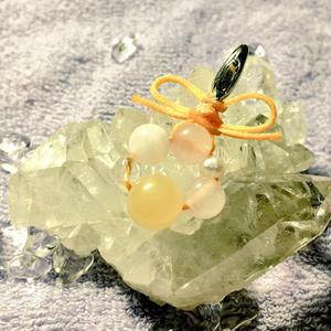 天然石チャーム(私服マキカラー)