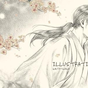 【匿名配送】Illustrations 2013-2020 録
