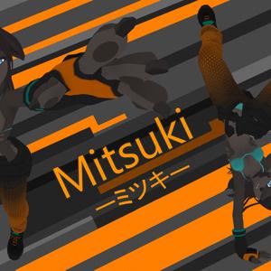 オリジナル3Dモデル ミツキ -Mitsuki-