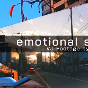 【セット】emotional set01【VJ素材】