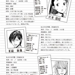 【創作BLマンガ】五教科