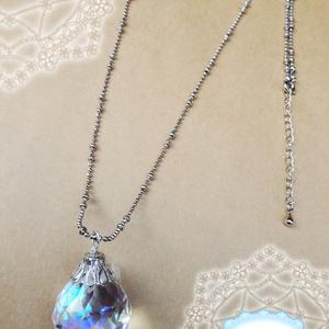 セーラームーン 幻の銀水晶 モチーフネックレス