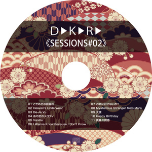 《Sessions》#02