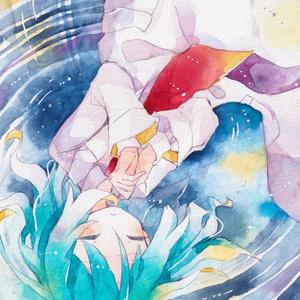 原画「ripple」