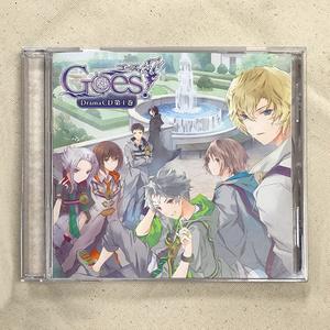 【Goes!】ドラマCD 第1巻