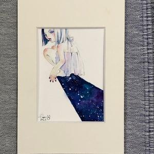 【夢の影】ATC原画