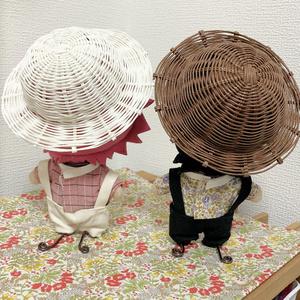 麦わら帽子【ぬい】