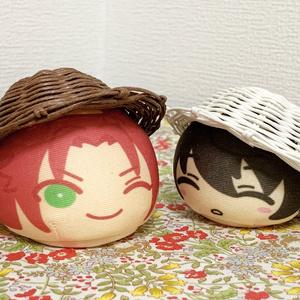 麦わら帽子【おまんじゅう】