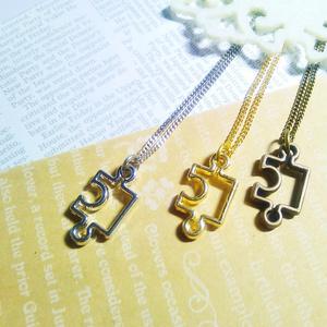 パズルのネックレス(全3色